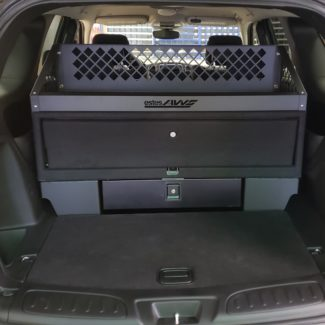 1.0 Dodge Durango Fence and Droor Package